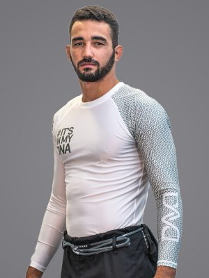 DNA Rash Guard - Long Sleeve