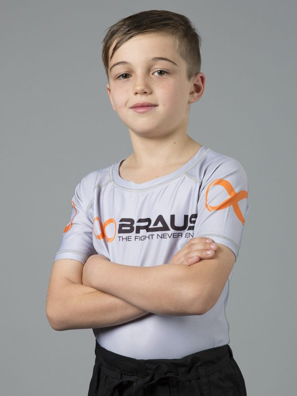 Rash Guard short sleeve - kids